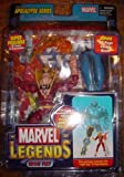 Red Costume Iron Fist Variant Marvel Legends Series 12 Apocalypse Series