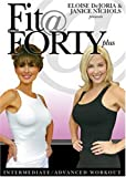 Fit at 40 Plus: 10 Minute Pilates & 32 Minute [DVD] [Import]