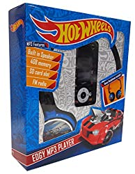 Hot Wheel MP3 Player & Headphone