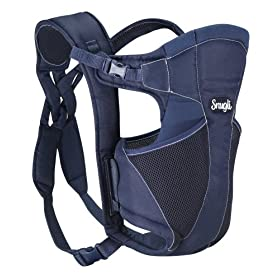 Evenflo Snugli® Comfort Vent Carrier - Navy
