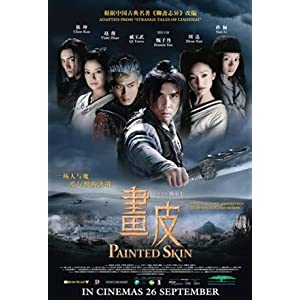 Amazon.com: Painted Skin: Zhao Wei, Donnie Yen, Zhou Xun, Sun Li ...