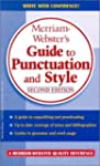 Merriam-Webster's Guide to Punctuatio...