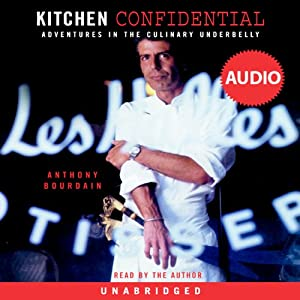 Kitchen Confidential Audiobook