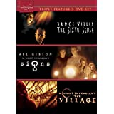 Signs/The Village/The Sixth Senseby M. Night Shyamalan