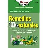 Remedios 100 % Naturales (Practilibros)