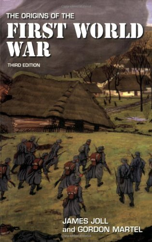 The cause of world war i by james joll