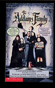 The Addams Family by Scholastic Paperbacks
