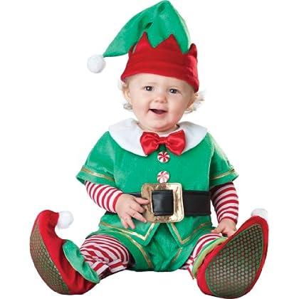 InCharacter Costumes Baby Boys Little Lederhosen Costume