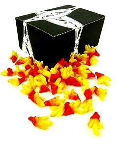 Vidal Gummi Chicken Feet, 12 oz Bag in a Gift Box