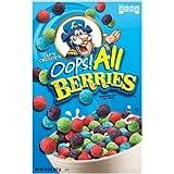 Cap'n Crunch's Oops! All Berries Cereal 11.5 Oz. Box