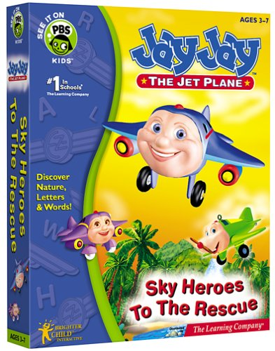 Jay Jay the Jet Plane Sky Heroes to the Rescue - PC MacB000067PL8