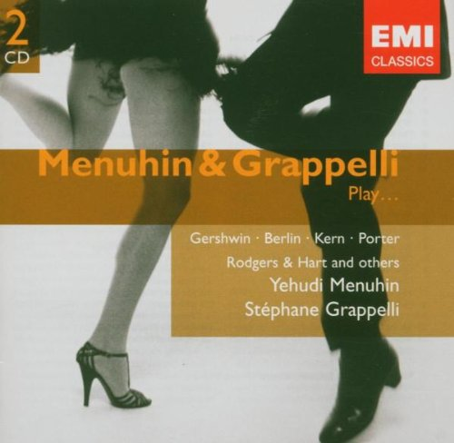 Menuhin & Grappelli Play Gershwin, Berlin, Kern, etc.