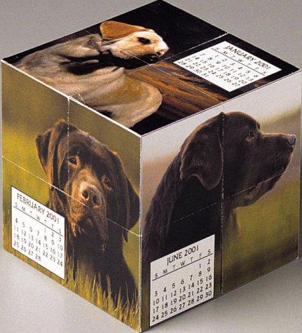 Labrador Retriever Mental Block 2001 Calendar