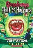 Goosebumps Hall of Horrors #5: Don't Scream!
