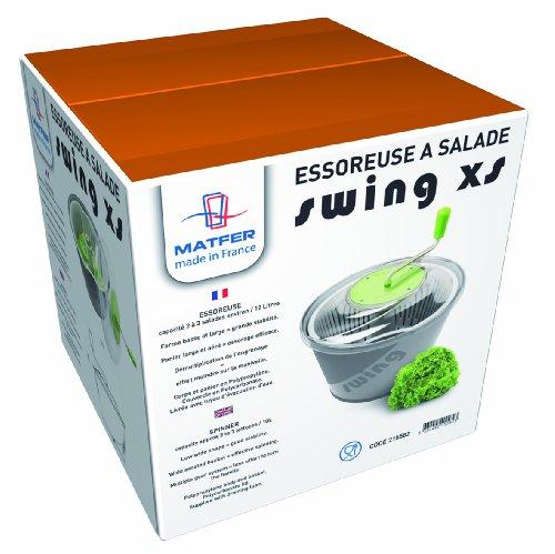 Acquisition Matfer Bourgeat Swing Salad Spinner wholesale