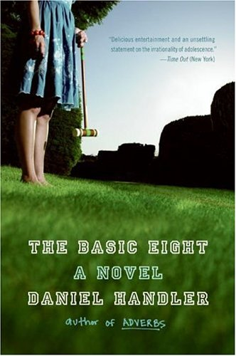 Image for The Basic Eight: A Novel