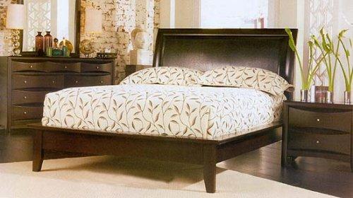 Phoenix King Size Platform Five Piece Bedroom Set