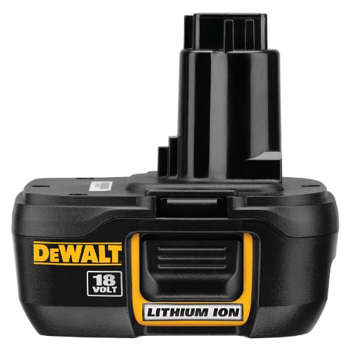 DEWALT DC9181 18-Volt Compact Lithium-Ion Battery Pack