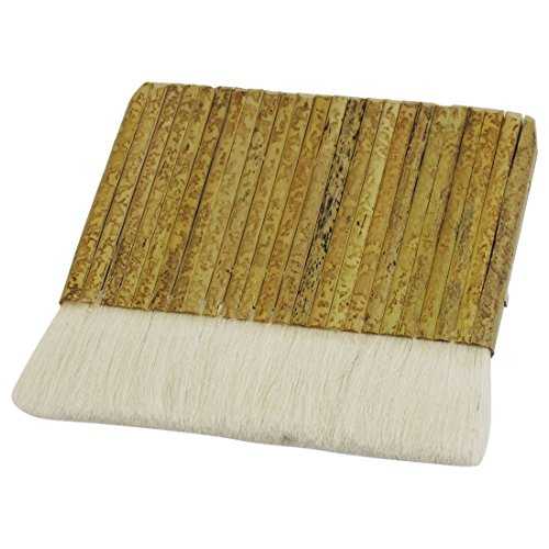 paint-brush-toogoor-6-wide-rectangular-khaki-bamboo-handle-white-faux-wool-painting-paint-brush