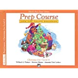 Alfred's Basic Piano Library Prep Course for the Young Beginner, Christmas Joy Book Level a [Paperback]
