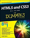 img - for HTML5 and CSS3 All-in-One For Dummies book / textbook / text book