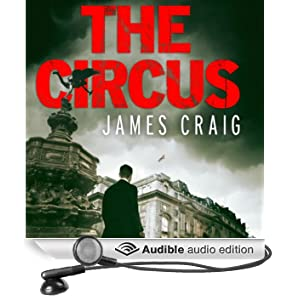 The Circus: Inspector Carlyle, Novel 4 (Unabridged)