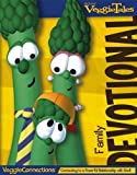 img - for VeggieTales Family Devotional (VeggieTales VeggieConnections) book / textbook / text book