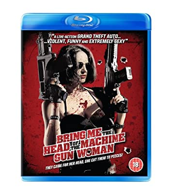 Bring Me the Head of the Machine Gun Woman [Blu-ray]