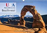 Michalke Norbert USA - National Parks in the Southwest (Wall Calendar 2014 DIN A3 Landscape): Nationalparks im Südwesten der USA (Month Calendar, 14 pages)