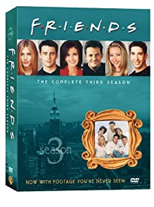 Friends: The Complete Third Season from Warner Home Video