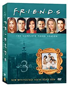 Friends: Season 3 (4 Discs)