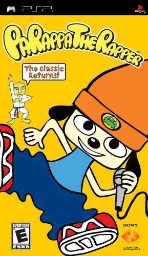 PaRappa The Rapper - Sony PSP - 1