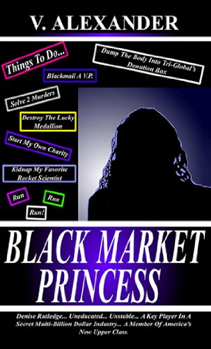 BLACK MARKET PRINCESS