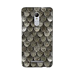 ArtzFolio Metal Cuirass : Redmi Note 3 Matte Polycarbonate ORIGINAL BRANDED Mobile Cell Phone Protective BACK CASE COVER Protector : BEST DESIGNER Hard Shockproof Scratch-Proof Accessories