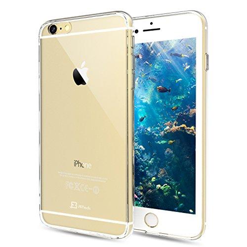 """JETech® Apple iPhone 6 4.7"""" Hülle Tasche Schutzhülle Case Cover Bumper und Anti-Scratch Löschen Back für iPhone 6 4.7 Zoll Veröffentlichung auf 2014 (Kristall Klar)"""