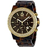 Michael Kors Womens MK5557 Madison Tortoise Watch
