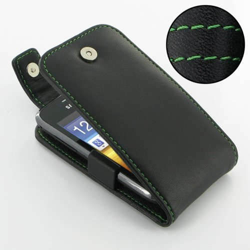 pdair-t41-black-green-stitchings-leather-case-for-samsung-galaxy-y-duos-gt-s6102