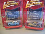 Johnny Lightning Classic Gold 1977 AMC Pacer Set