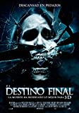 El Destino Final ( BD 2D + 3D) [Blu-ray]