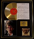 ROD STEWART/CD GOLD DISC, SONG SHEET & PHOTO DISPLAY/LTD. EDITION/COA/ALBUM, EVERY PICTURE TELLS A STORY /SONG SHEET, MAGGIE MAY