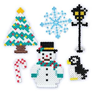 Perler Beads Fused Bead Kit - Snowman