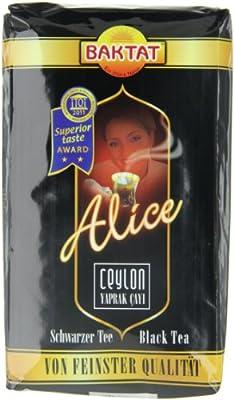 Baktat Alice Ceylon Tee , 1er Pack (1 x 1 kg Packung) von Baktat bei Gewürze Shop