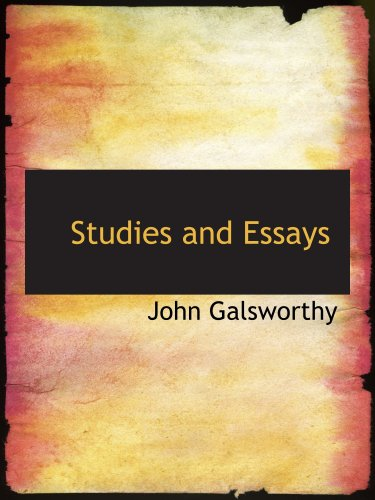 Estudios y ensayos