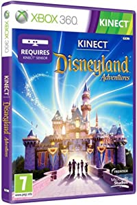 Kinect Disneyland Adventures Xbox 360 by Microsoft