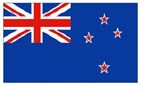 Home Nation Flags New Zealand National Flag 5ft