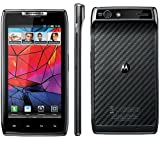 Motorola RAZR XT912 Black Verizon Wireless [Non-retail Packaging]