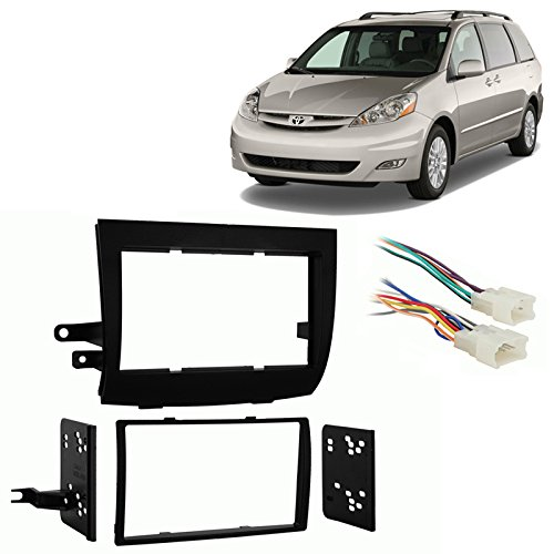fits-toyota-sienna-2004-2010-double-din-stereo-harness-radio-install-dash-kit