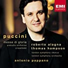 Puccini : Messa di Gloria etc