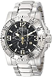 Invicta Men's 15302 Excursion Stainless Steel Watch