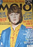 Mojo Issue 124, March 2004 (Brian Wilson Smile cover)